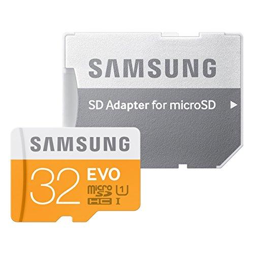 Samsung microSD カード 32GB EVO Class10 U...