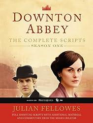 Downton Abbey Script Book Season 1