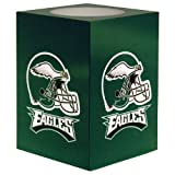 The Northwest Company NFL Philadelphia Eagles Square Flameless Candle
