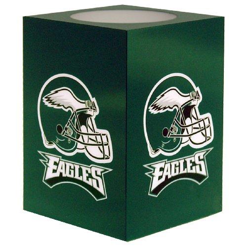The Northwest Company NFL Philadelphia Eagles Square Flameless Candle by The Northwest Company
