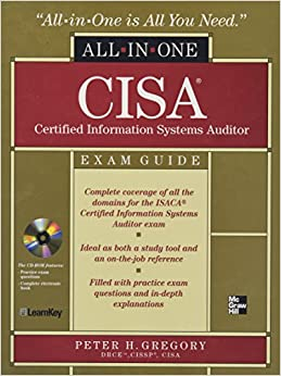 Mejor Torrent Descargar Cisa Certified Information Systems Auditor All-in-one Exam Guide PDF Online