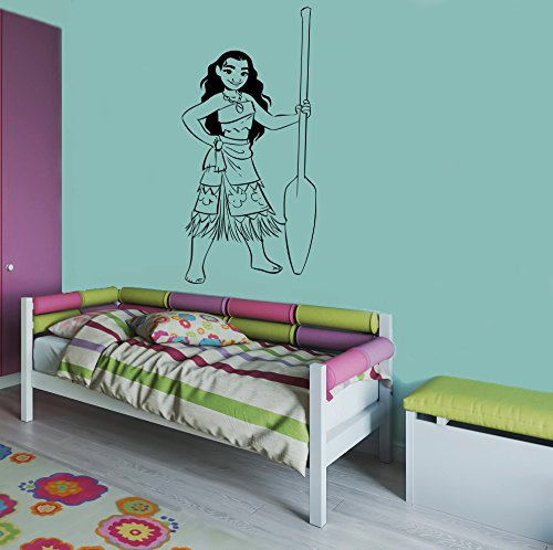Moana Wall Vinyl Wall Decal