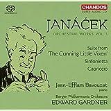 Janacek: Orchestral Works 1 [Edward Gardner, Jean-Efflam Bavouzet] [Chandos: CHSA 5142]
