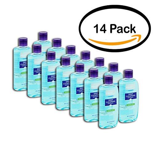 PACK OF 14 - Equate Deep Cleaning Astringent for Sensitive Skin, 8 fl oz