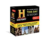 2021 History Channel This Day in History Boxed