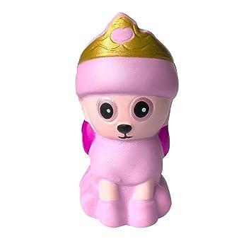 Amazon.com: DICPOLIA Squishy Jumbo Poodle, DICPOLIA Slow ...