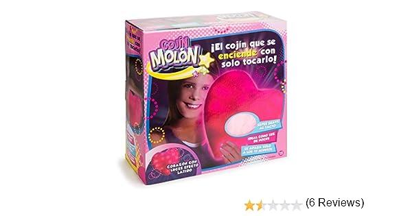 Cojín Molón Corazón - El original de la TV: Amazon.es ...