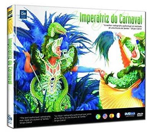 Empress Of Carnival (Dvd + Book) - Imperatriz do Carnaval (Dvd + Book)]()