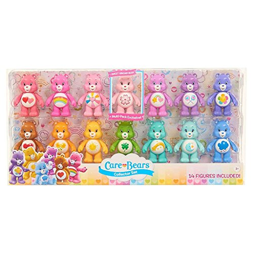 Care Bears Set - Just Play Care Bears Collector Set