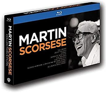 Martin Scorsese - Collection 9 Blu-ray Italia Blu-ray: Amazon.es: Martin Scorsese: Cine y Series TV