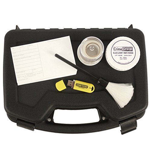 Latent Fingerprint Kit (Black)