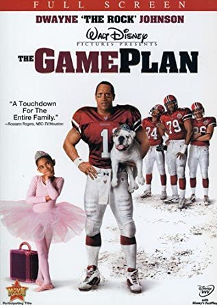 Image result for The Game Plan
