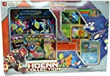 Pokemon Hoenn Collection Box w/Jumbo Mega Primal Kyogre EX + 3 Packs, Code Card, and Pin!