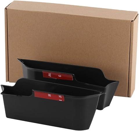 Aufbewahrungsbox 1 Paar Auto Innere Seite Armlehnen Ablagefach Halter Auto Styling Zubehör Für Mini Cooper F56 Schwarz Auto