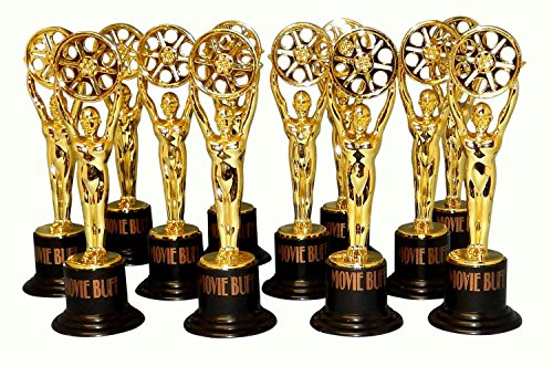 Statues Hollywood Awards Parties Decoration