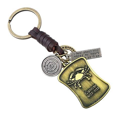 Amazon.com: Refaxi - Llavero con 12 cadenas de ...