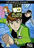 Ben 10 - Alien Force - Complete Series 1 [DVD]