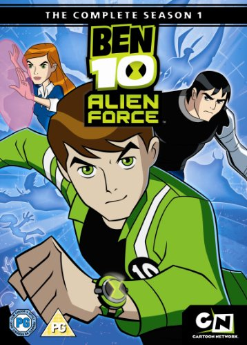 Ben 10 Alien Force in [Tamil + Telugu + Hindi + Eng