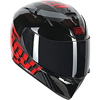 AGV unisex-adult full-face-helmet-style K-3 SV Myth (Multi, Medium-Large), 1 Pack