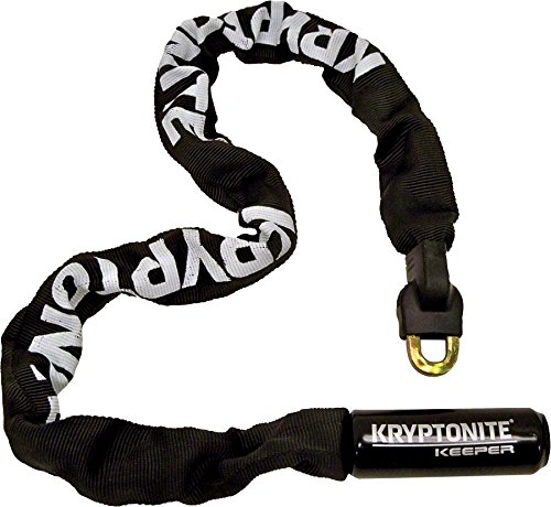 Kryptonite Keeper 785 Integrated Chain Lock: 2.8' (85cm) by Kryptonite