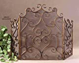 Uttermost Kora Fireplace Screen