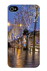 04b156e3863 Hot Fashion For Ipod Touch 5 Case Cover Protective (paris At Night )