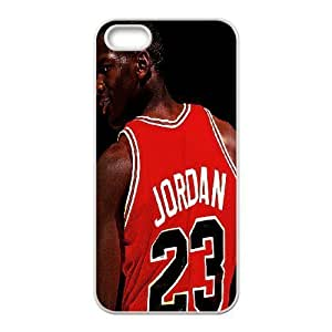 Cool Painting Michael Jordan DIY Case For Ipod Touch 5 Cover Casepersonalized phone case case-353155