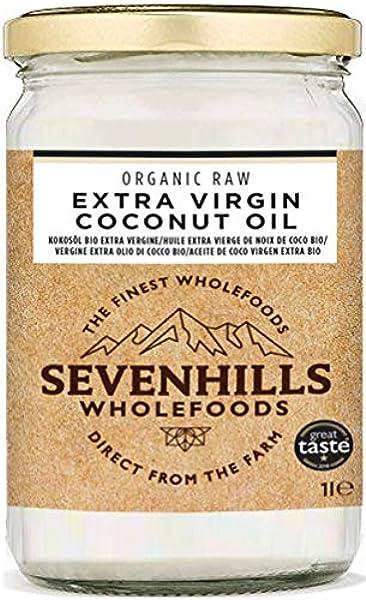 Aceite de coco extra virgen 1000 ml - Crudo y prensado en ...