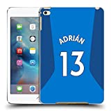 Official West Ham United FC Adrián 2017/18 Players Away Kit Group 1 Hard Back Case for Apple iPad 3 / 4