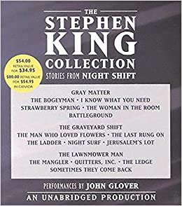 Amazon.com: The Stephen King Collection: Stories from Night Shift ...