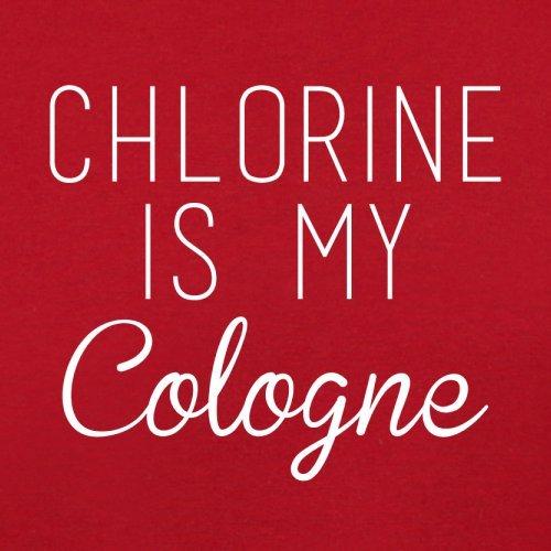 Chlorine My Cologne Is Retro Dressdown Bag Flight Red dqO7vd