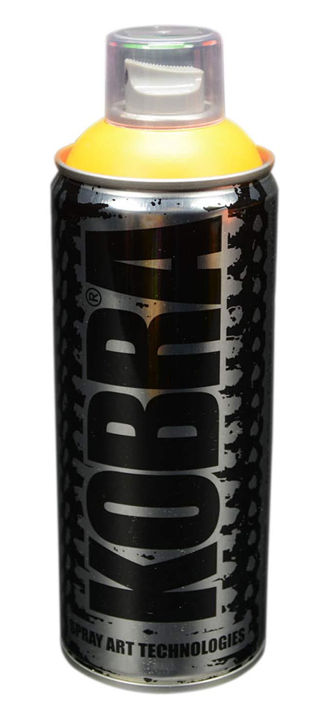 PSYWORK 400ml Schwarzlicht Lackspray Orange