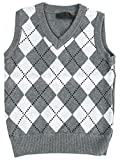 Product review for Fouger Little Boys' Diamond Sweater Vest