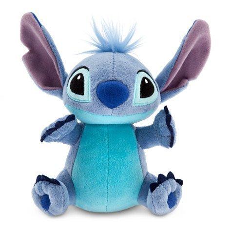 Disney Stitch Plush Mini Bean Bag]()