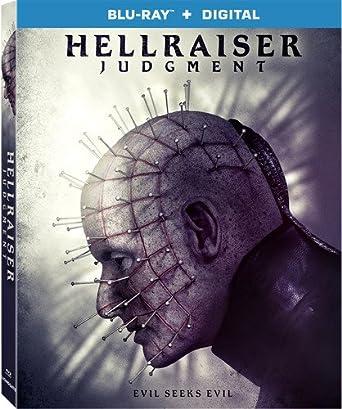 Amazoncom Hellraiser Judgment Blu Ray Heather Langenkamp