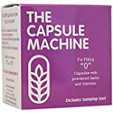 "Capsule Connection The Capsule Machine ""0"" (For filling ""0"" Capsules)"