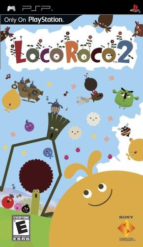 LocoRoco 2 - Sony PSP by Sony