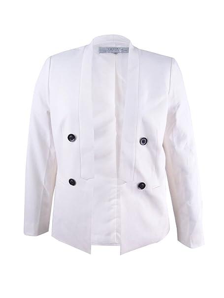 Tahari ASL Open Front Jacket 4