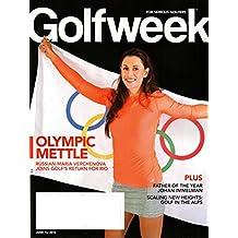 Golfweek Magazine June 13 2016   Olympic Mettle Maria Verchenova
