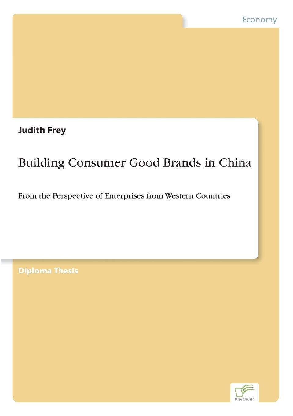 Download Building Consumer Good Brands in China pdf epub