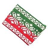 BESTOYARD Christmas Knitted Wool Cup Coffee Mug Cup Set Cozy Christmas Cup Set Christmas Decoration(Christmas Tree) 1pcs