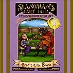 Slangman's Fairy Tales: Japanese to English, Level 3 - Beauty and the Beast   David Burke