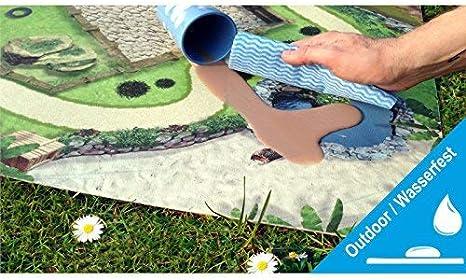 Safari Serengeti alfombra infantil de juego | SM08 | De buena ...