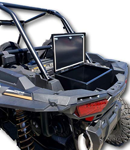 Hi Standard Outfitters 2015 18 Polaris RZR 1000 Rear Cargo Storage Security Box 12030
