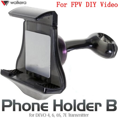 Walkera FPV Phone Holder B For DEVO 4 6 6S 7E Transmitter
