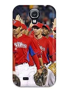 Hot 9333655K571575755 philadelphia phillies MLB Sports & Colleges best Samsung Galaxy S4 cases