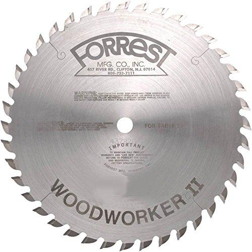 Forrest Woodworker General Purpose Blade