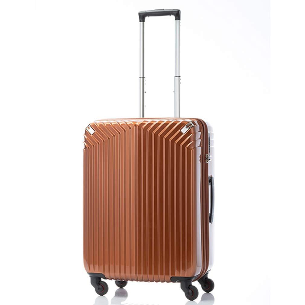 ヒデオデザイン HIDEO DESIGN スーツケース 85-76476 インライト 54L オレンジ 代引き不可[bg] B07KHSSHFN