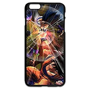 Dragon Ball Dragonball Goku Non-Slip Case Cover For IPhone 6 Plus (5.5 Inch) - Cool Shell by runtopwell