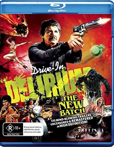 Drive In Delirium: The New Batch [Blu-ray]